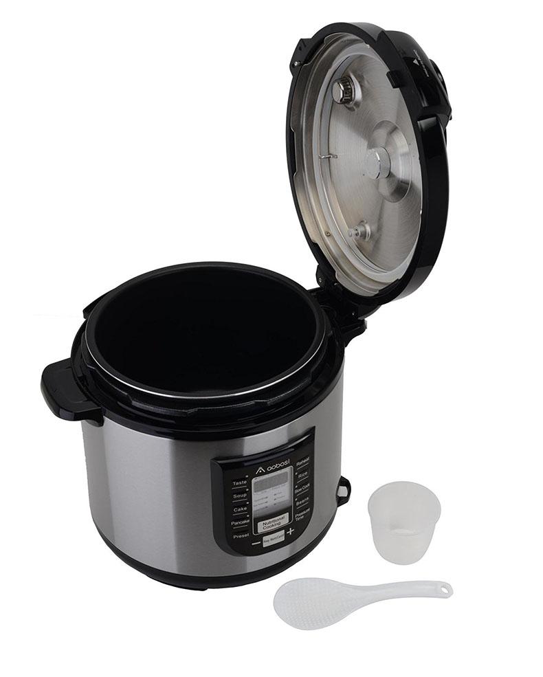 Aobosi大容量电压力锅YBW80-120G 产品配置清单