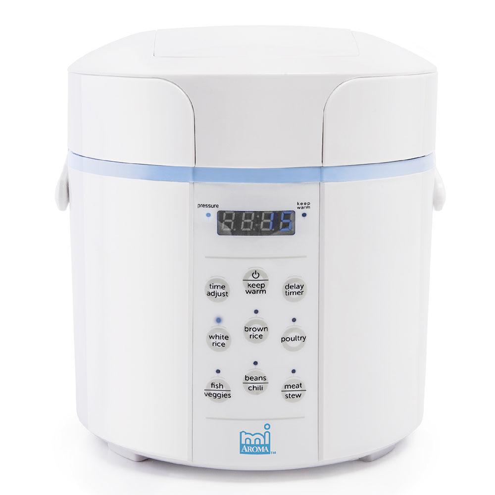 Aroma MI Pressure Rice Multi Cooker MPC-912BL