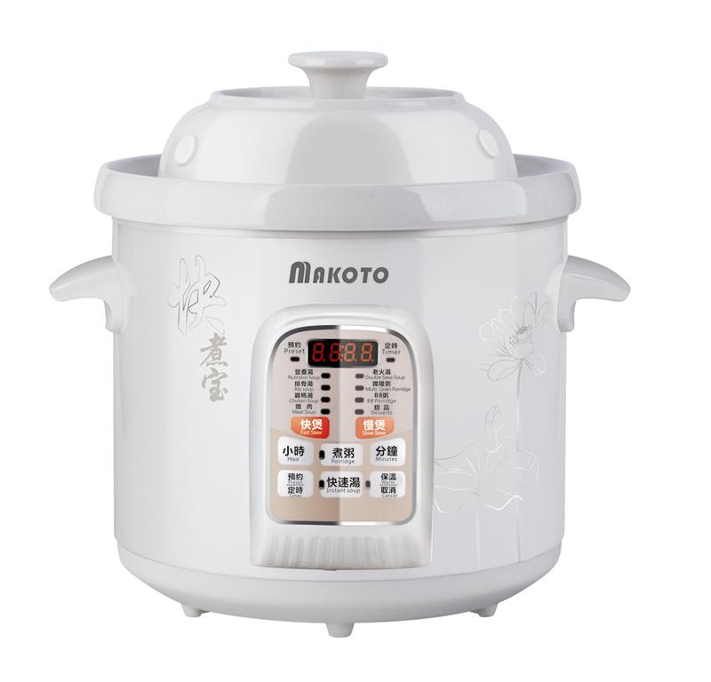 Makoto电炖锅DGD50-50CWD产品图